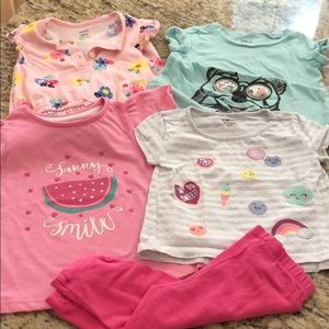 18-24 Month Bundle for Baby Girl.